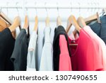 women clothing   fall winter... | Shutterstock . vector #1307490655