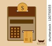 save money | Shutterstock .eps vector #130750055