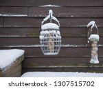 Suet Ball Bird Feeders Attache...