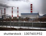 moscow  russia   february 6 ... | Shutterstock . vector #1307601952