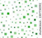 light green vector seamless... | Shutterstock .eps vector #1307730592
