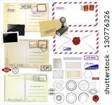 Vintage Postcard Designs And...