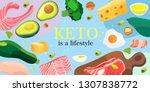 vector illustration for a... | Shutterstock .eps vector #1307838772