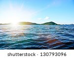ocean in newfoundland | Shutterstock . vector #130793096