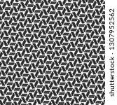 strokes pattern.hatches... | Shutterstock .eps vector #1307952562