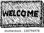 black and white vector... | Shutterstock .eps vector #130796978