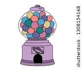 Funny Bubble Gum Machine....