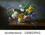 Beautiful Flowers Still Life