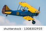 the stearman model 75 is a... | Shutterstock . vector #1308302935