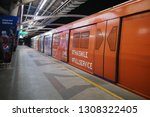 bts mo chit sky train station... | Shutterstock . vector #1308322405