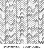 modern abstract geometric... | Shutterstock . vector #1308400882