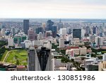 bangkok   september 15  ... | Shutterstock . vector #130851986