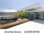 Luxurious Penthouse Balcony
