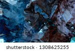 abstract colorful texture... | Shutterstock . vector #1308625255