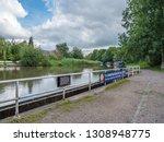 cheshire  north west england uk ...   Shutterstock . vector #1308948775