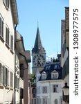 zurich  switzerland   june 23 ...   Shutterstock . vector #1308977575