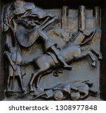 zurich  switzerland   june 23 ...   Shutterstock . vector #1308977848
