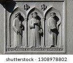zurich  switzerland   june 23 ...   Shutterstock . vector #1308978802