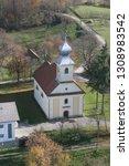 barilovicki cerovac  croatia  ...   Shutterstock . vector #1308983542