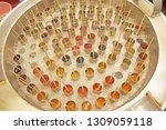 tube ice cream   traditional...   Shutterstock . vector #1309059118