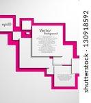 vector background | Shutterstock .eps vector #130918592