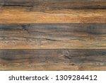 antique reclaimed oak  gnarls... | Shutterstock . vector #1309284412