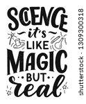 sketch banner with fun slogan...   Shutterstock .eps vector #1309300318