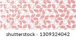 flower geometric pattern... | Shutterstock . vector #1309324042