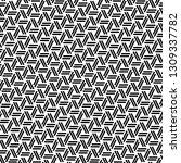 strokes pattern. linear... | Shutterstock .eps vector #1309337782