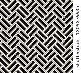 geometric seamless pattern.... | Shutterstock .eps vector #1309376635