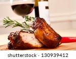 pork ribs   Shutterstock . vector #130939412