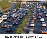 Beijing Apr 14  Traffic Jam On...