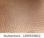 leather   light brown   texture ... | Shutterstock . vector #1309534822