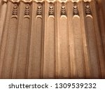 pattern beautiful   antique... | Shutterstock . vector #1309539232