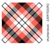 seamless tartan plaid. scottish ... | Shutterstock .eps vector #1309703392