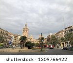 valencia  spain   january 17 ... | Shutterstock . vector #1309766422