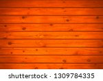 wooden painted rustic texture... | Shutterstock . vector #1309784335