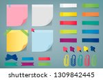 illustration depicting various... | Shutterstock .eps vector #1309842445