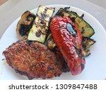 image of  healthy food  ... | Shutterstock . vector #1309847488