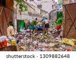 varanasi  india   nov 13  2015. ... | Shutterstock . vector #1309882648