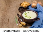 traditional cream vegetable... | Shutterstock . vector #1309921882