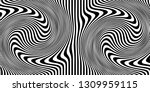 horizontal lines and stripes... | Shutterstock .eps vector #1309959115