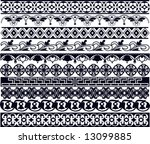 different design elements | Shutterstock .eps vector #13099885