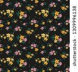 simple cute pattern in small... | Shutterstock .eps vector #1309996138