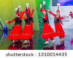 andong   south korea   oct 01   ... | Shutterstock . vector #1310014435