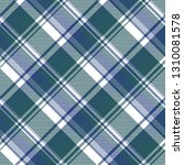 diagonal fabric texture plaid... | Shutterstock .eps vector #1310081578