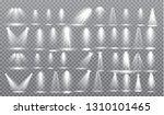 scene illumination collection ... | Shutterstock .eps vector #1310101465