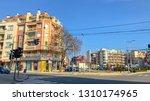 pomorie  bulgaria   februari 10 ... | Shutterstock . vector #1310174965