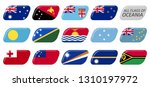 collection of flags from all... | Shutterstock .eps vector #1310197972