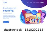 vocational specialists... | Shutterstock .eps vector #1310202118